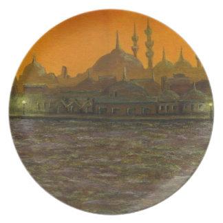 Istambul Türkiye/Turquia Louças De Jantar