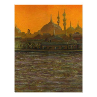 Istambul Türkiye/Turquia Papel Timbrado
