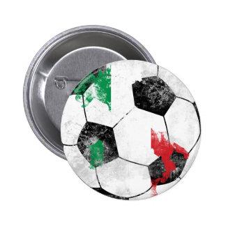 Italia afligiu o futebol