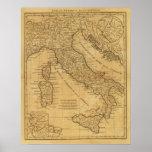 Italia antiga posteres
