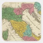Italia Antiqua Adesivos Quadrados