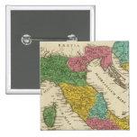 Italia Antiqua Bóton Quadrado 5.08cm