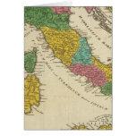 Italia Antiqua Cartão Comemorativo