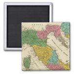 Italia Antiqua Ímã Quadrado