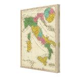 Italia Antiqua Impressão Em Tela