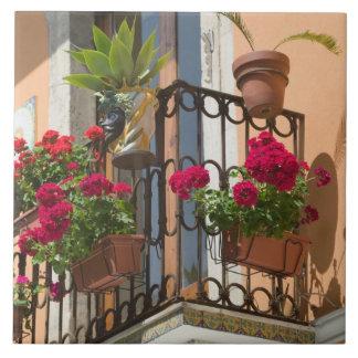 ITALIA, Sicília, TAORMINA: Corso Umberto 1,
