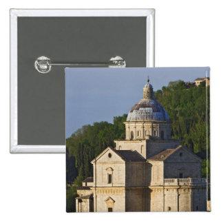 Italia, Toscânia, Montepulciano. Igreja de San Bóton Quadrado 5.08cm