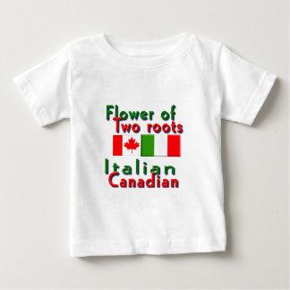 Italiano-Canadense T-shirt