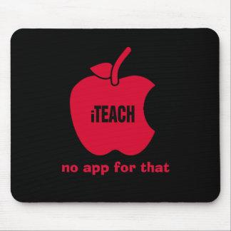 iTeach. Nenhum app para isso. O Mousepads dos