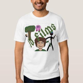 IV anúncio 2 dos filmes Tshirt