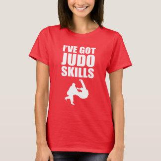 I've obteve artes marciais das habilidades do judo camiseta