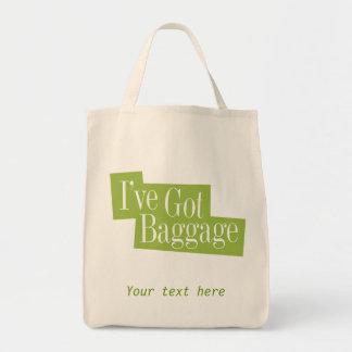I've obteve o saco da bagagem bolsas