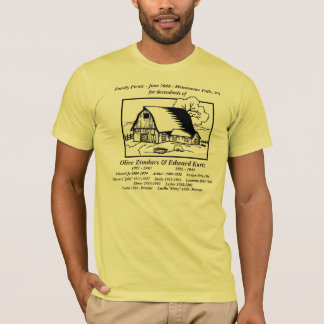 j0154018, Zimdars verde-oliva & Edward Kurtz, Camiseta