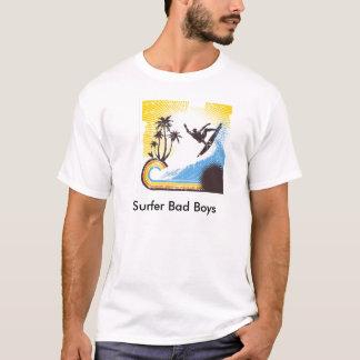 j0438437, meninos do mau do surfista tshirt