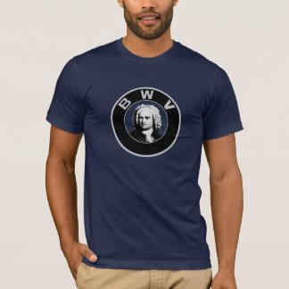 J.S. Bach Camiseta