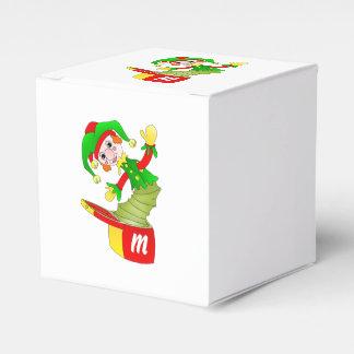 Jack in the Box alegre Caixinha De Lembrancinhas Para Festas