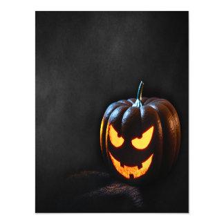 Jack-O-Lanterna da abóbora do Dia das Bruxas