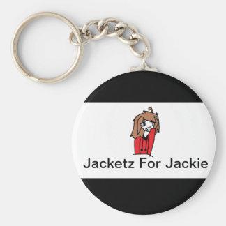 Jacketz para o chaveiro de Jackie
