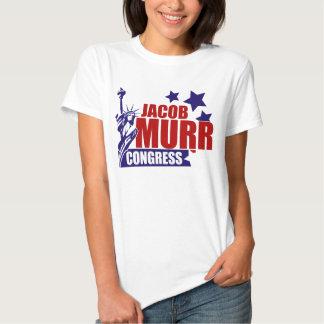 Jacob Murr para o congresso Camisetas