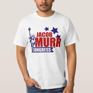 Jacob Murr para o congresso T-shirts