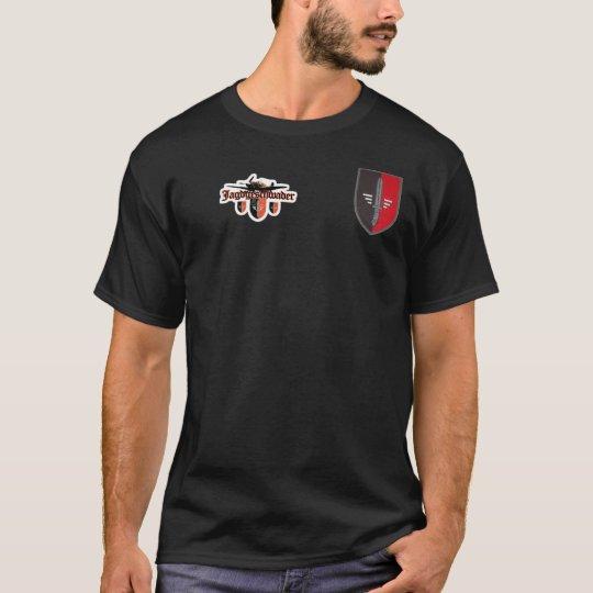 Jagdgeschwader 52 T-Shirt black Camiseta