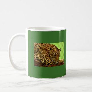 Jaguar Caneca De Café
