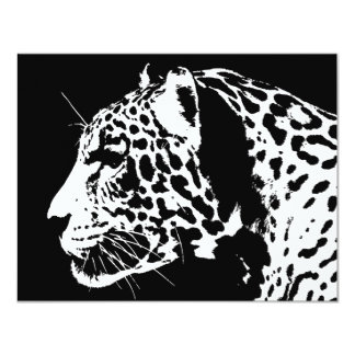 Jaguar Convite 10.79 X 13.97cm