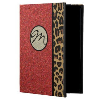 Jaguar Glam e o iPad vermelho do brilho arejam a
