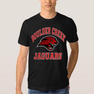 Jaguares da angra de Boulder T-shirt