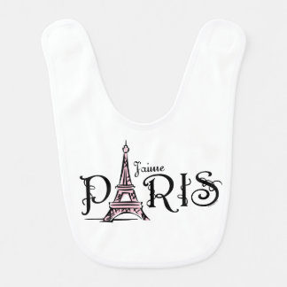 J'aime Paris Babador De Bebe