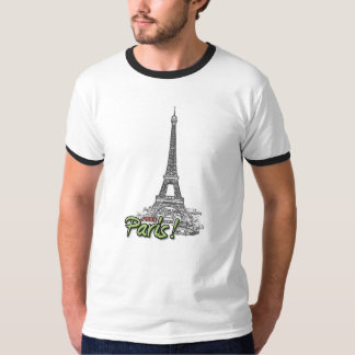 J'aime Paris! Camisa