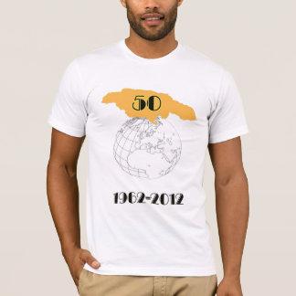 Jamaica 50 camiseta