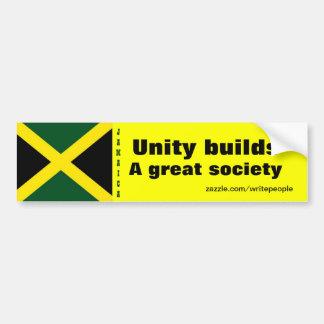 Jamaica Adesivo Para Carro