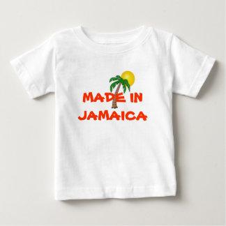 """JAMAICA: """"Feito camisa do bebê de Jamaica"""" T-shirt"""