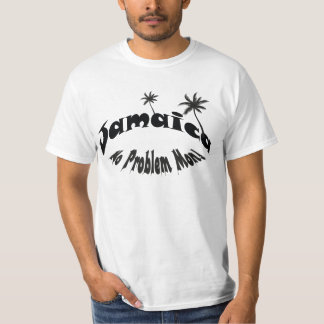 Jamaica nenhum problema segunda-feira camiseta
