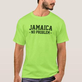 Jamaica nenhuma camisa do problema