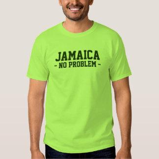 Jamaica nenhuma camisa do problema tshirt