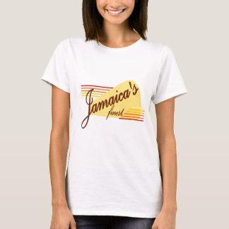 jamaica o mais fino camiseta