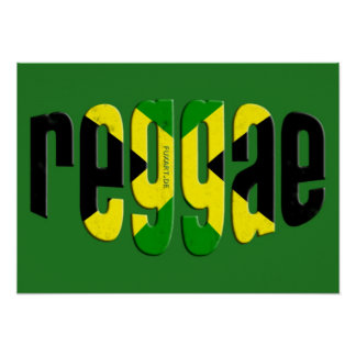 jamaica reggae posters