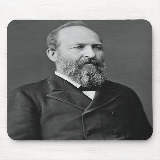 James A. Garfield Mouse Pad