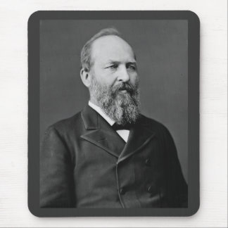 James Garfield 20 Mouse Pad