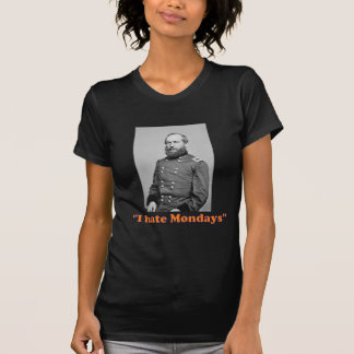 James Garfield Camiseta