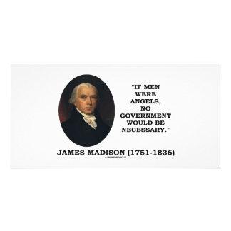 James Madison se os homens eram anjos nenhum gover Cartao Com Fotos