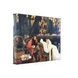 James Tissot - a extremidade Impressão De Canvas Envolvida