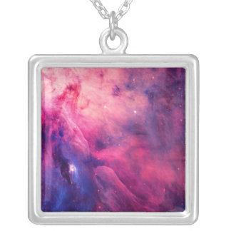 Janela à galáxia bijuteria personalizada