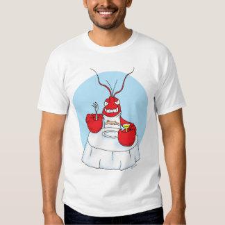 Jantar da lagosta tshirt
