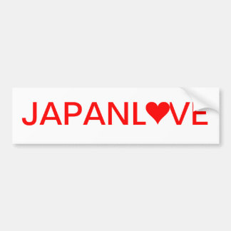 JAPANLOVE ADESIVO PARA CARRO