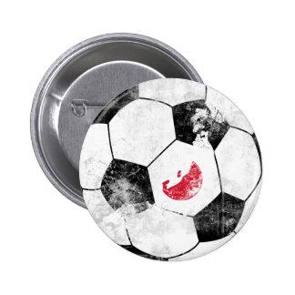 Japão afligiu o futebol botons