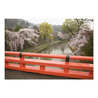 Japão, prefeitura de Gifu, Takayama igualmente con Impressão De Foto