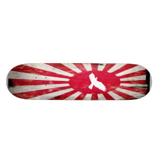 Japão subindo shape de skate 21,6cm